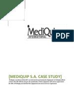 mediquip sa case study