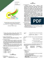 Juknislak Temu Tegak Racana KI/NYI Ahmad Dahlan Universitas Muhammadiyah Surakarta Lomba Pramuka Se karisidenan Surakarta dan Sekitarnya