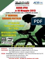 2013-05-18 ACSI Strada Prova Del Torneo Delle Province Di 1^ Serie a Agna (PD)