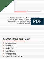 CFL 2009 - LIÇÃO 4 - BÍBLIA