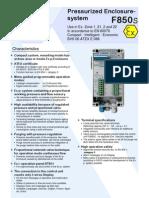 Brochure Ex-p Pressurized Enclosure System Zone1 f850s