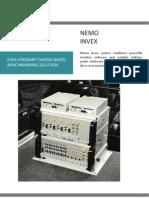 Nemo Invex Brochure April 2013