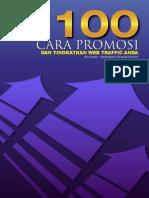 100 Cara Promosi Tingkatkan Web Traffic Anda[Fatihware.web.Id]