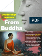 6 Leadership Lessons From Buddha