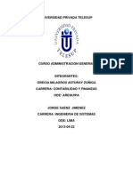 monografia administracion
