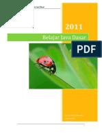 Belajar Java Dasar[Fatihware.web.Id]