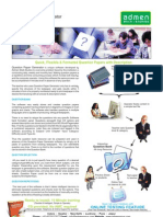 Addmen Question Paper Generator Software Brochure