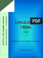 100 lingalavafa urima ~ 100 Lingala proverbs (Congo)