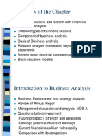 01. Overview of Financial Statement Analysis