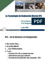 2. La Tecnología de Reducción Directa HYL