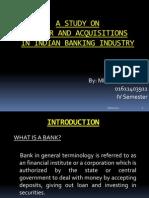 Presentation for mba finance