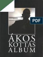 Ákos - Kottás Album 2006