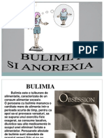 Anorexie Si Bulimie