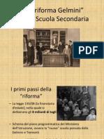 presentazione riforma