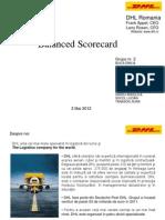 DHL Proiect Analiza