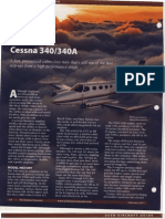 Cessna 340 340A