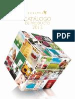 Catalogo Producto 2013