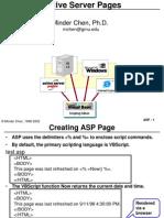 ASP theory