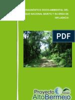 Diagnostico Socio-Ambiental PN Baritu