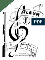 Agustin Lara - Album No.11