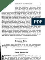 TasNat 1909 Vol2 No1 Pp17 Rodway BotanicalNote