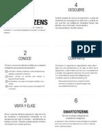 Guía de la exposición «Smartcitizens»