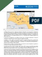 TCHAD  Profil régional du Sila Novembre  2012