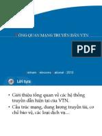 Tong Quan Ve Mang Truyen Dan VTN