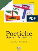 Recensioni Poetiche n. 3 2012