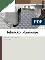 Tehnicki katalog - temelji