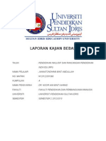 Kajian Bebas-Jannatonshima Abdullah