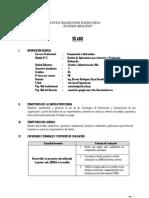 Silabo Gestión y Administración Web