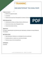 MTA 06 - Academia Tax Analyser