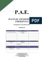 70556200 Pae Plano de Atendimento a Emergencia Pgua