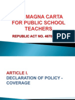 Magna Carta for Public School Teachers (1)