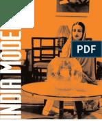 AAVV. India Moderna CATÁLOGO