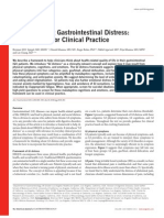 Understanding Gastrointestinal Distress