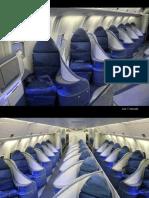 New Aircraft Passenger Cabins
