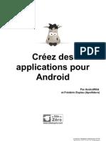 554364 Creez Des Applications Pour Android