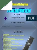 Micro Controller 8051- New