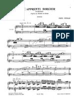 IMSLP13487-Dukas - L Apprenti Sorcier Trans. Staub - Piano
