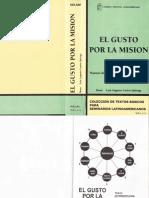El Gusto por la misión - Castro Quiroga - Definitivo