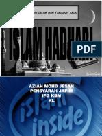 Islam Hadhari Present
