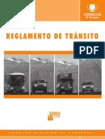 Reglamento Transito DET