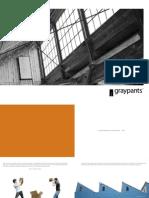 Catalogue Graypants