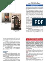 Electric Wire Mini Booklet