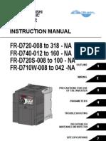 manual variador mitsubishi d700