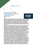 Bob Chapman Deepening Financial Crisis 15 10 09