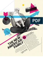 The New American Family - USA Today Woman's Healthy Living  - Spring/Summer 2012