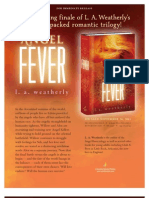 Angel Fever by L.A. Weatherly - Press Release